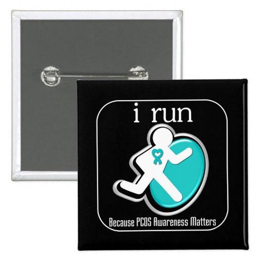 corro porque importa PCOS Pins
