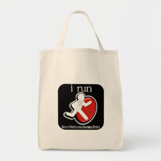 corro porque importa Retinoblastoma Bolsas De Mano