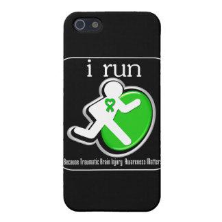corro porque lesión cerebral traumática Mers iPhone 5 Protector