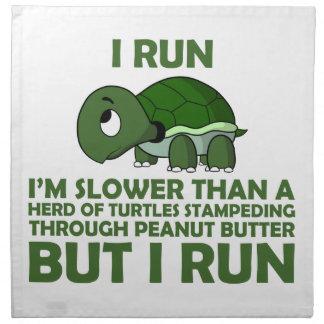 Corro Soy más lento que una tortuga pero corro