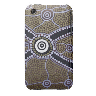 Corroboree I Blackberry Case