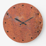 Corroded and Rusty Wallclock