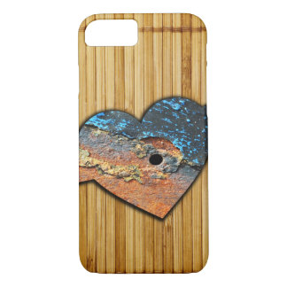 Corroded Heart Pattern iPhone 8/7 Case