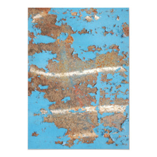 Corroded-metal1617 BLUE RUST TEXTURES METALS SHINY Invite