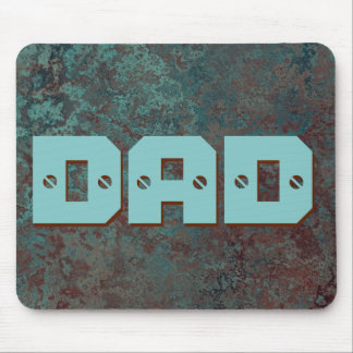 "Corrosion ""Copper"" DAD print mousepad"