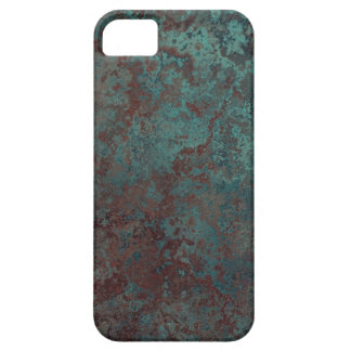 """Corrosion """"Copper"""" print iPhone 5/5S barely there iPhone SE/5/5s Case"""