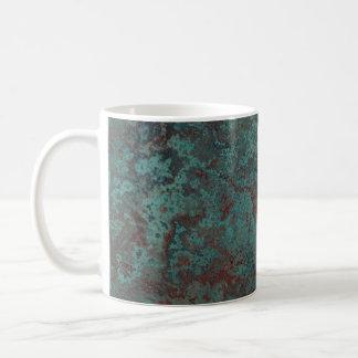 "Corrosion ""Copper"" print mug"