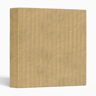 Corrugated Cardboard Texture Binder