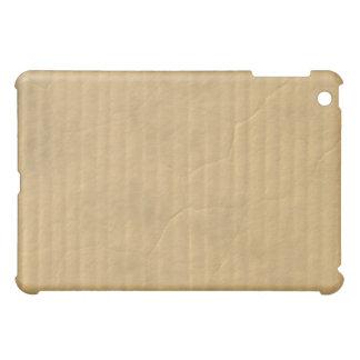 Corrugated Cardboard Texture iPad Mini Cases