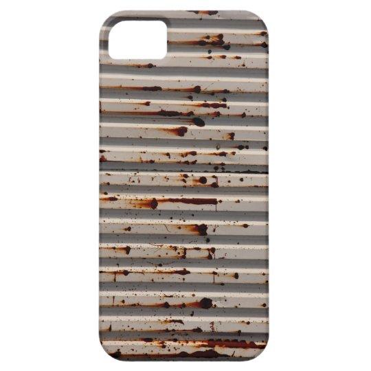 corrugated iron iPhone SE/5/5s case