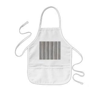 corrugated metal kids' apron