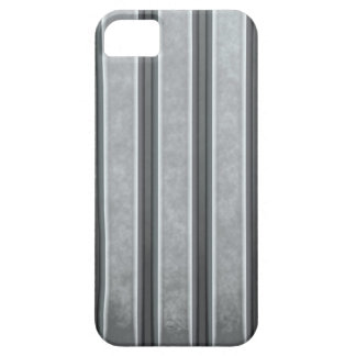 Corrugated Steel Textured iPhone SE/5/5s Case