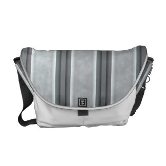 Corrugated Steel Textured Commuter Bags
