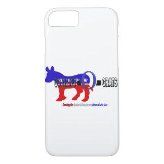 Corrupt-O-Crats (Democrats) iPhone 8/7 Case