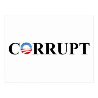 CORRUPT POST CARDS