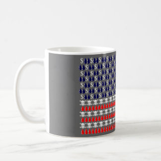 Corrupted Nation Coffee Mug