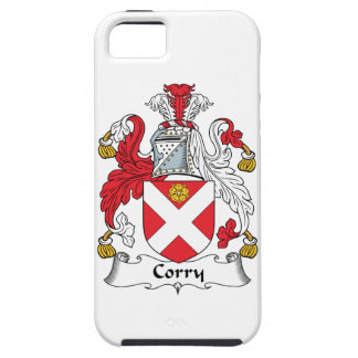 Corry Family Crest iPhone 5 Case