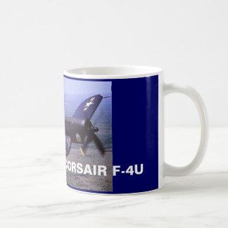 CORSAIR F-4U COFFEE MUG