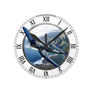 Corsair Round Clock