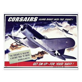 Corsairs Card