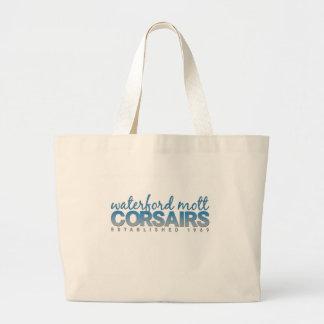 Corsairs Est 1969 Alt Canvas Bags