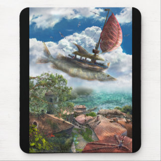 Corsairs from Sirroco - Mousepad