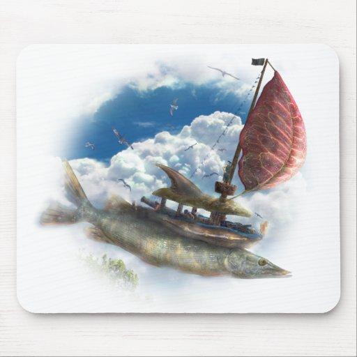 Corsairs from Sirroco - Mousepad
