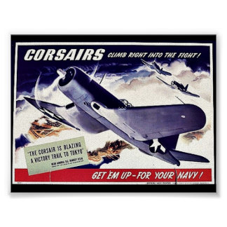 Corsairs Poster