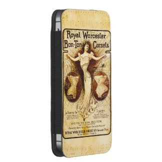 Corsés reales de Worcester Funda Acolchada Para iPhone
