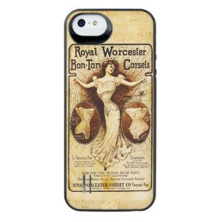 Corsés reales de Worcester Funda Power Gallery™ Para iPhone 5 De Uncommon