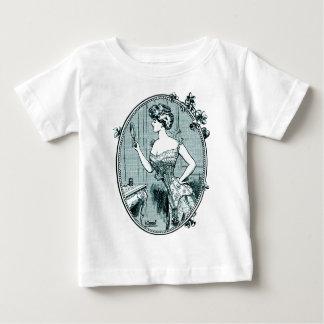 Corset advertising, France 1900 T-shirt