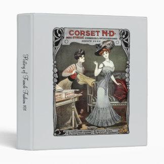 Corset N.D. - Binder (Customize)