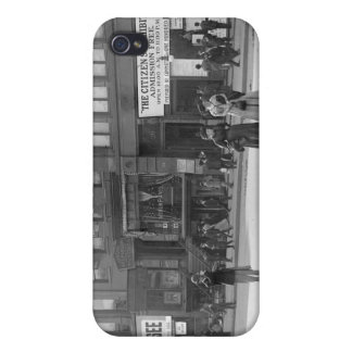 Corsets, Furs, Shirts, Dresses & Hats, early 1900s iPhone 4 Cases