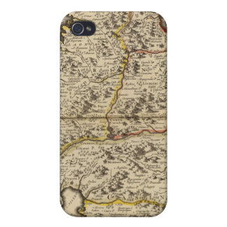 Corsica iPhone 4/4S Cases