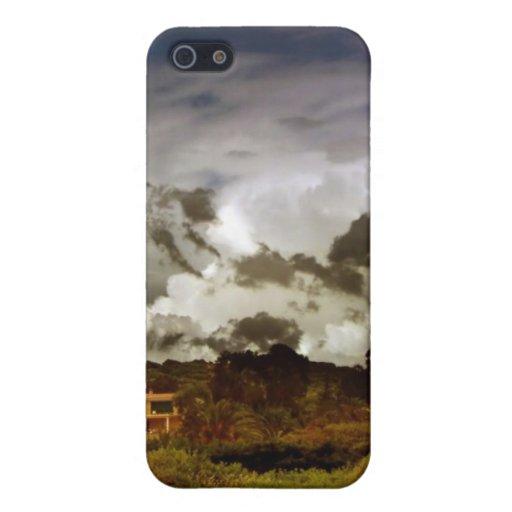 Corsica landscape iphone case iPhone 5/5S cover