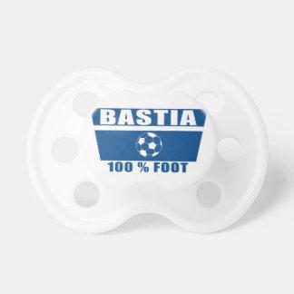 Corsican Bastia football Pacifier