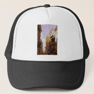 Corso Sant'Anastasia, Verona, with the Palace Trucker Hat