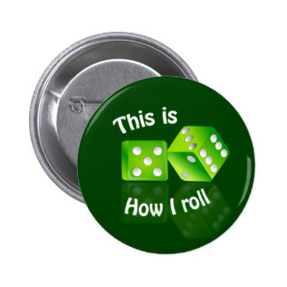 Corta el botón en cuadritos