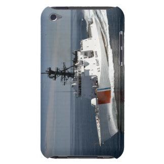 Cortador Waesche 3 del guardacostas de los Funda Para iPod