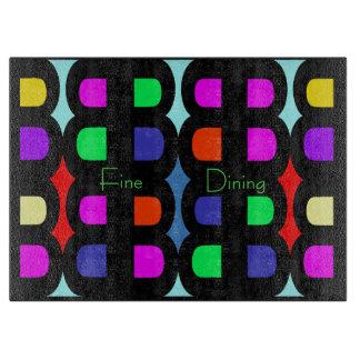 Cortar colores Cenar-Brillantes Tablero-FINOS del Tablas De Cortar