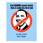 Corte a Obama una cierta holgura, ésta es su prime Tarjeton