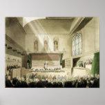 Corte de Bench de rey, Westminster Hall Poster