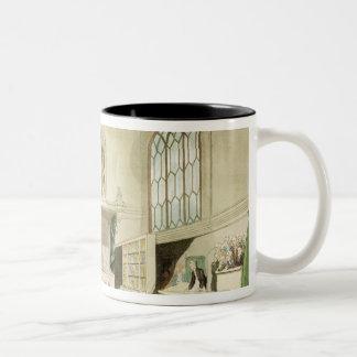 Corte de Bench de rey, Westminster Hall Taza De Café De Dos Colores