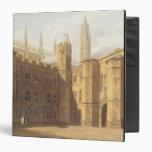 Corte de College de rey, Cambridge, 'del Hist