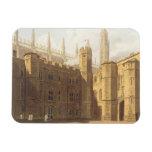 Corte de College de rey, Cambridge, 'del Hist Iman De Vinilo