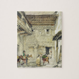 Corte de la mezquita (Patio de la Mesquita), de ' Puzzle
