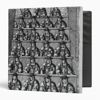 """Corte de los concejales, c.1690 carpeta 1 1/2"""""""