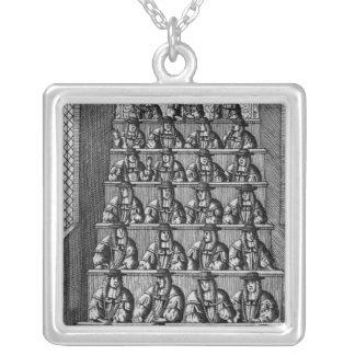 Corte de los concejales, c.1690 colgantes