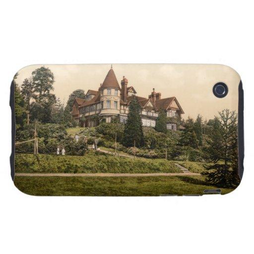 Corte de Waverly, Camberley, Surrey, Inglaterra Tough iPhone 3 Carcasas