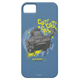 ¡Corte del apagón! ¡Corte! iPhone 5 Carcasas